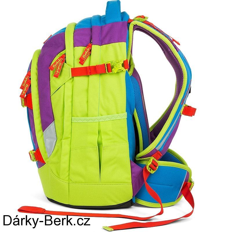 Studentský batoh Ergobag Satch Flash Jumper